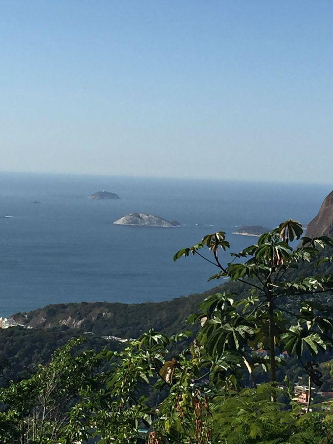 View from TijucaPeak