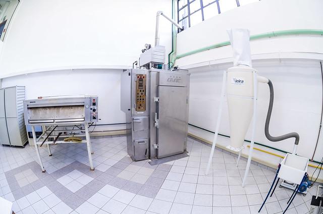 Laboratório de Tecnologia Vegetal - Foto: Rodrigo W. Blum