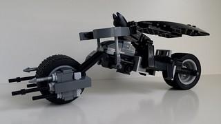LEGO Bat-pod