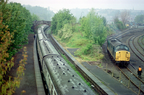 Ashton Gate Platform (4), 1984