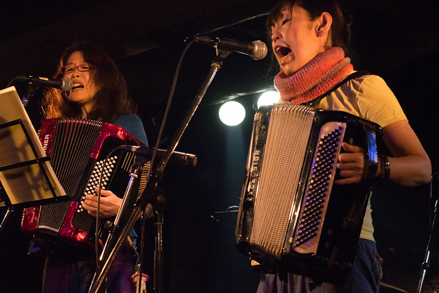 ジャバラガールズ live at Manda-La 2, Tokyo, 29 Feb 2016. -00124