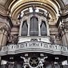 Organ pipes, Basilica di Superga