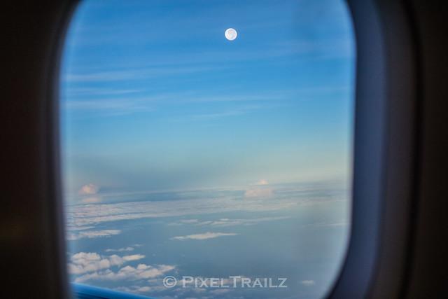 35000 Feet Closer