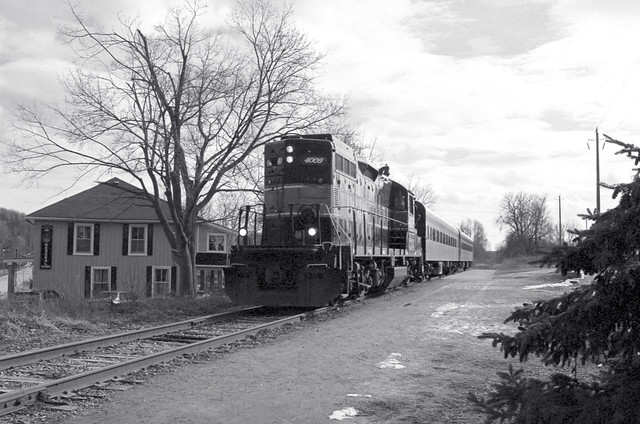 Credit Valley Railway 1