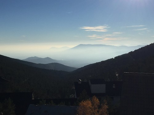 Pass of Navacerrada, Sierra de Guadarrama