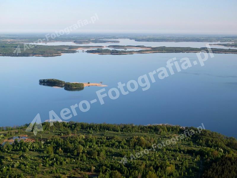 Jezioro Dargin, Kirsajty i Mamry.