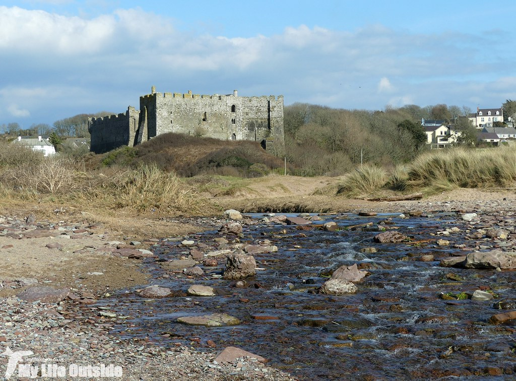 P1000420 - Manorbier Castle