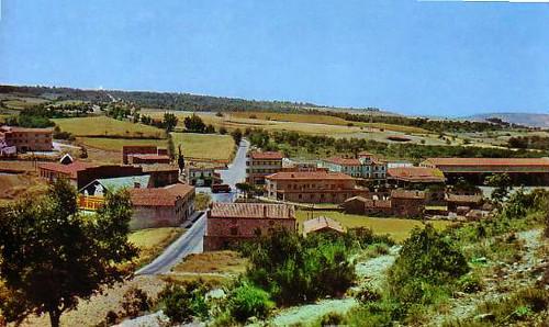 LA PANADELLA Hotel Bayona foto Juncadella 1967