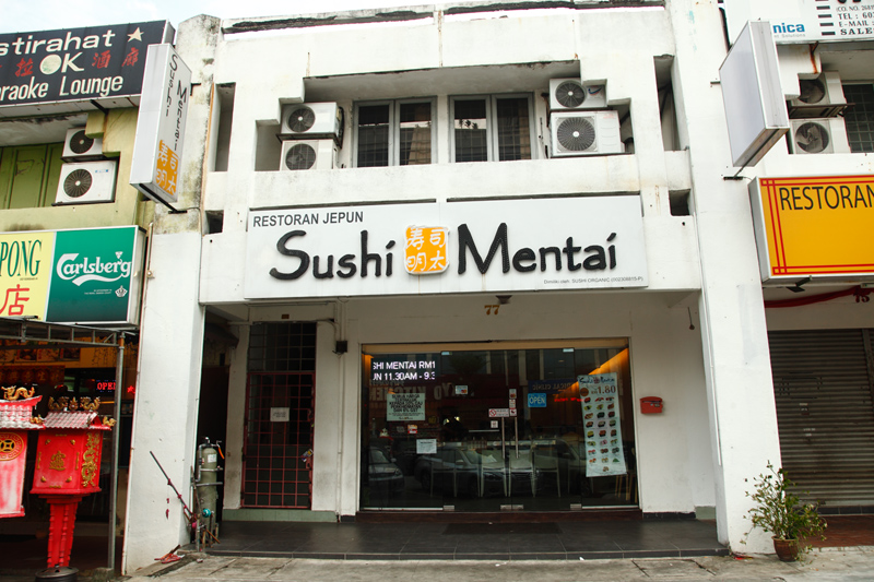 Sushi Mentai Menjalara