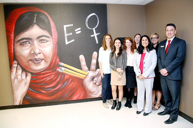 2016 Malala Reception