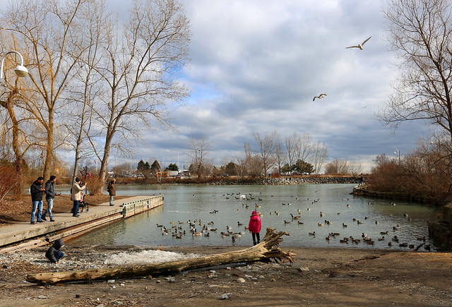 Toronto: Bluffers Park boat launch