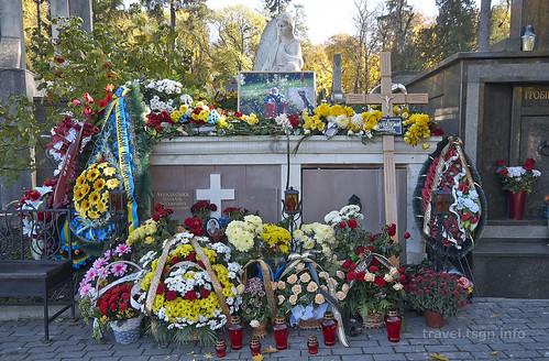 【写真】2015 東欧周遊 : リチャキフ墓地/2015-10-28/PICT4584