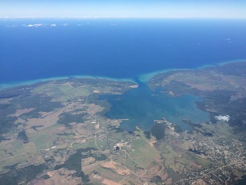 Vol Mexique-Cuba: arrivée à Cuba