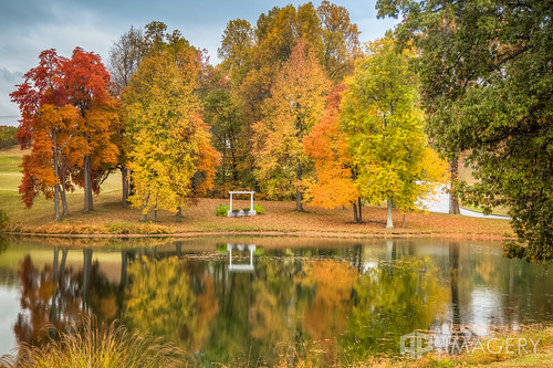 autumn trees usa lake reflection fall nature landscape pond kentucky ky summit daviesscounty pearlclub