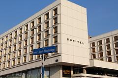 Warszawa - Hotel Sofitel Victoria Warszawa
