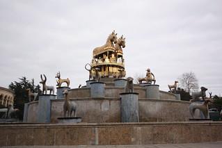 Kolkha Fountain