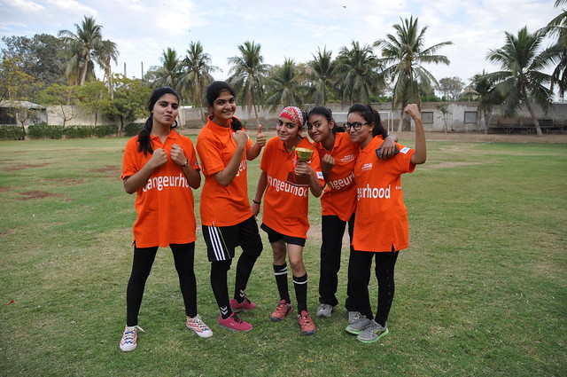 In Karachi, a football victory for girls' rights