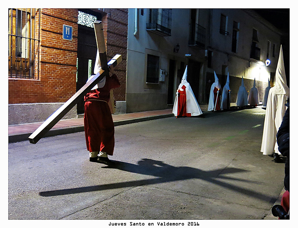 el penitente y su sombra