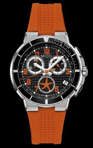 421b747dc8e8 Reloj Mido Ocean Star Sport Crono Hombre M002.617.17.052.01