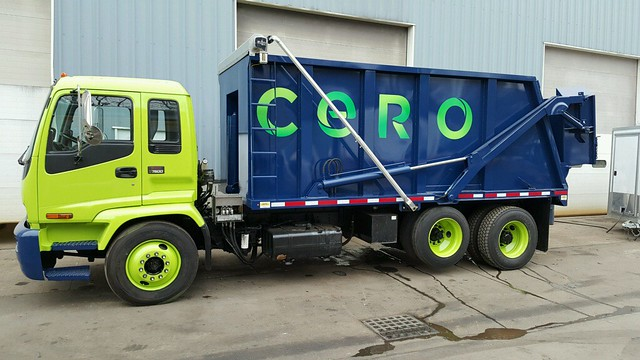 CERO_Compost Collection Truck
