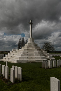 Tyne Cot Ypres