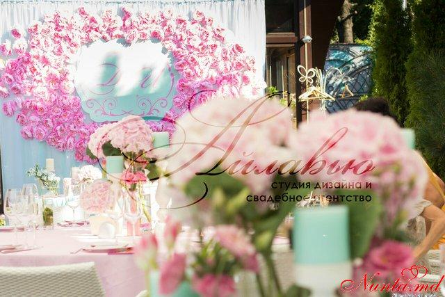 """Decor pentru nuntă şi floristică de la Agentia  """"Айлавью""""  > Trend WEDDING"""