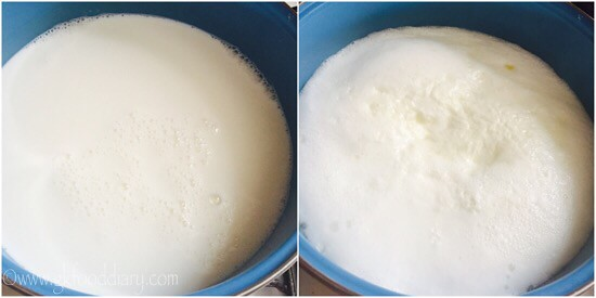 Homemade Cream Cheese recipe for Babies, Toddlers and Kids - step 1