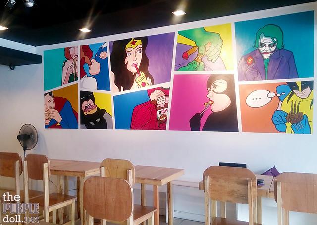 Headquarters Cafe & Games Katipunan QC