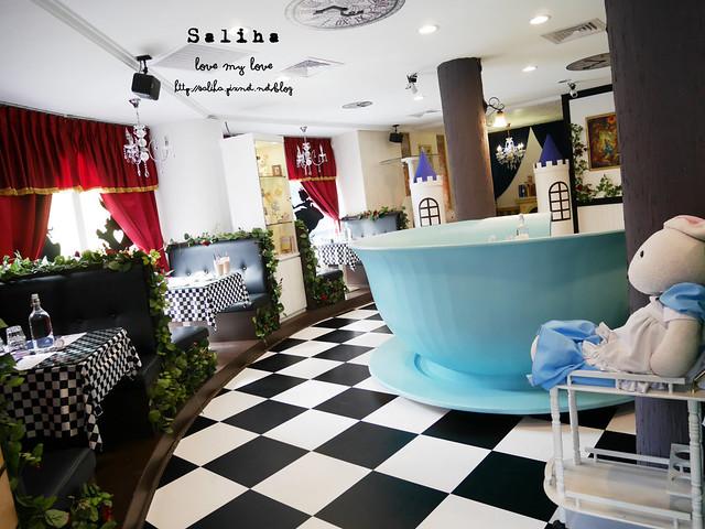 捷運西門站可愛夢幻下午茶餐廳推薦aliceiscoming (3)
