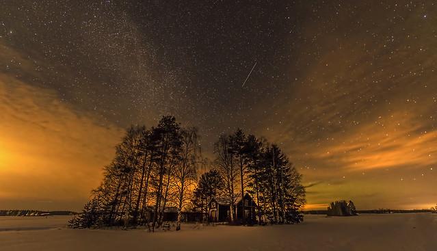 Jyrki Liikanen - A Desolated House
