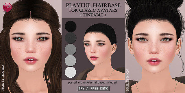 Playful Hairbase