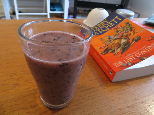 Cleanse Day 3 - Fruit Smoothie