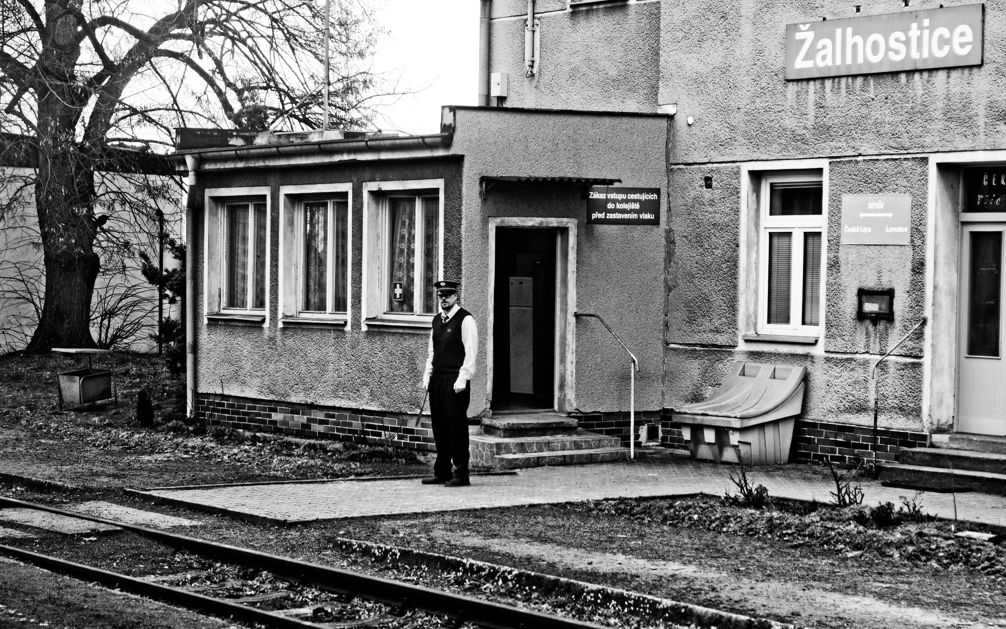 stationmaster // czech republik