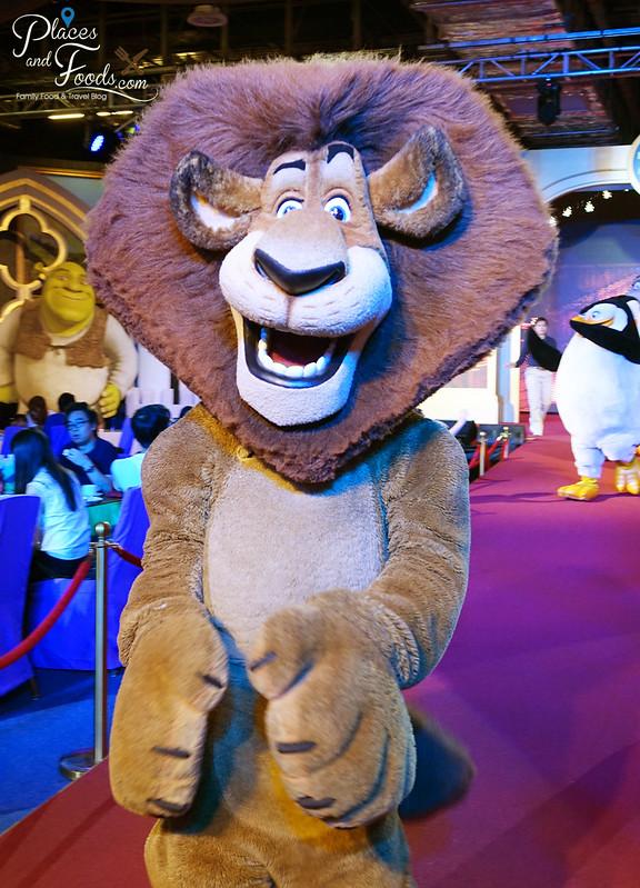 shrekfast macau lion