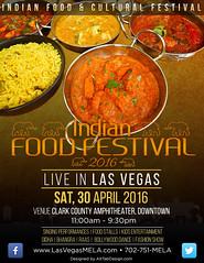 Live in Las Vegas! April Indian Food and Cultural Festival @LasVegasMela #LasVegasMela