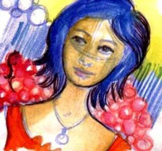 -- Ô Koh-I-noor, sua aquarela em pastilha nao é melhor do que da Faber... -- Ô Priscilla, que tal não testar em sulfite vagabundo? -- Ahhh,'fica pra próxima!