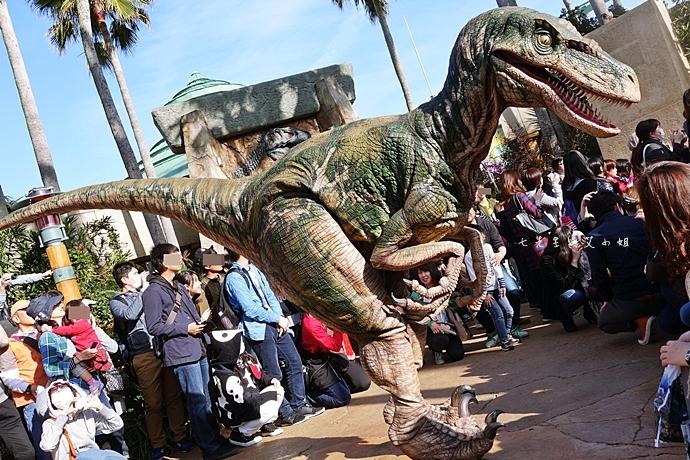 20 日本環球影城15周年 Re-boooorn 飛天翼龍 侏羅紀公園
