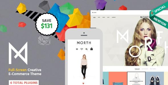 North v2.2.2 - E-Commerce Theme