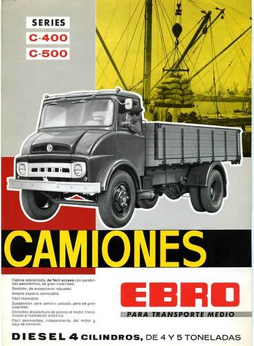 catàleg Ebro D400 D500