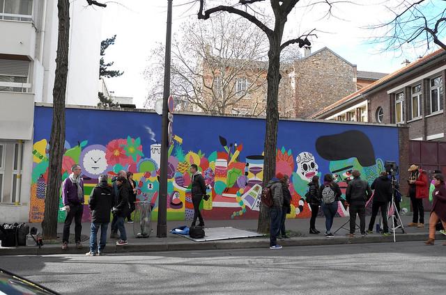Streetart Paris South