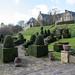 Mapperton Gardens in March by Stoutcob