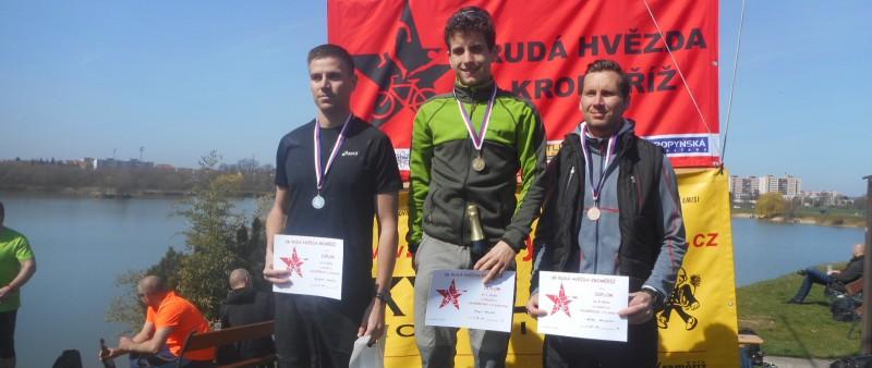 Půlmaraton v Kroměříži pro Dvořáka a Brázdovou