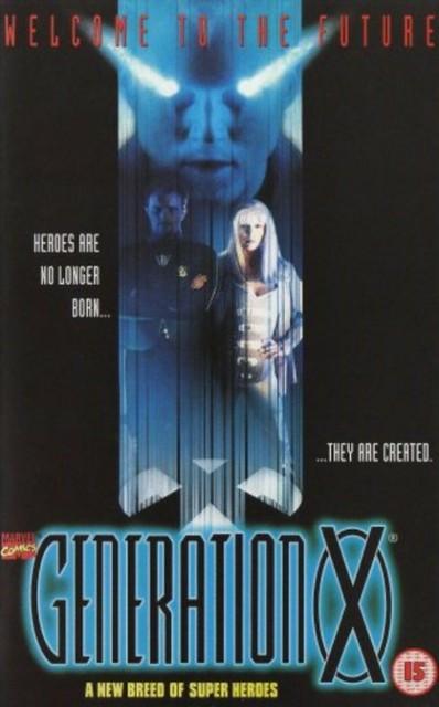 (1996) Generation X