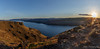 Wild Horse Monument Lookout in Pano-