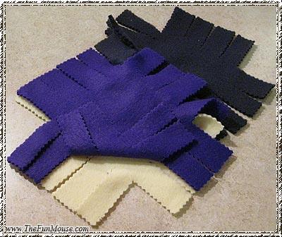 How to: No Sew Fleece Cube / Box Shelf 26207071142_6e5efa3d66