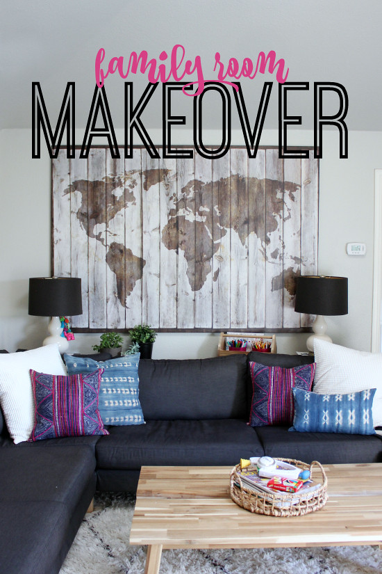 Hi Sugarplum | Gameroom Makeover