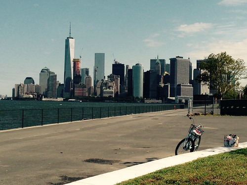 Governors Island. NYC aug2015. Nueva York