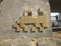Space Invaders en Belgique