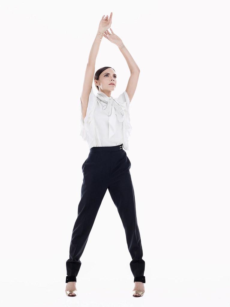 Виктория Бекхэм — Фотосессия для «Vogue» CH 2016 – 8