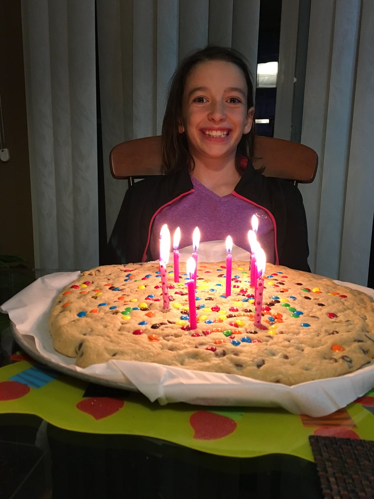 Reagan's 11th Birthday